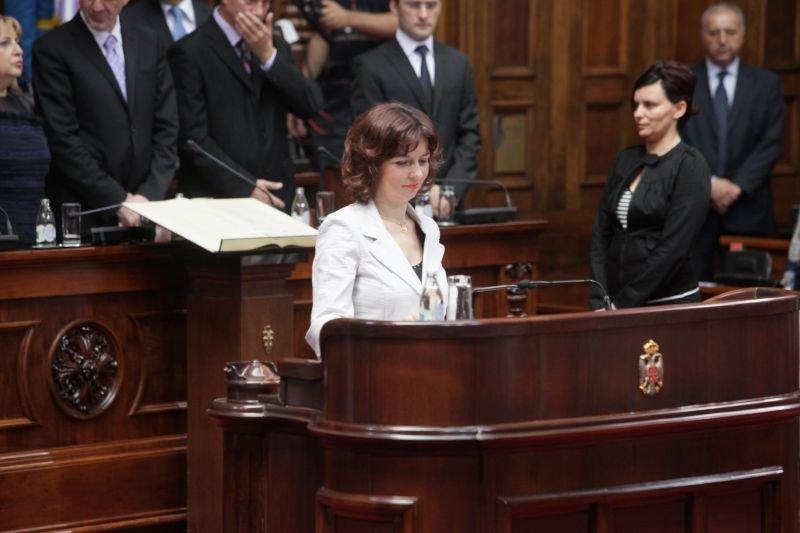 ministarka_MOS_polaganje_zakletve