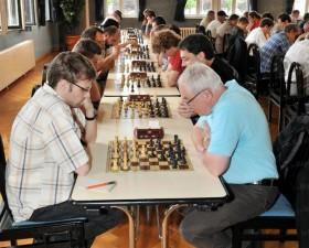 Heinz gewinnt Blitzturnier in Sarreguemines