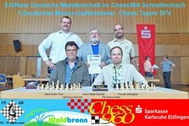 Metz deutscher Meister mit dem Team