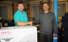 Ralf Ehret hat jetzt Oberliga-Niveau – am Grill