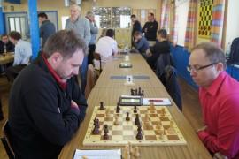 Partien der ersten Oberliga-Runde