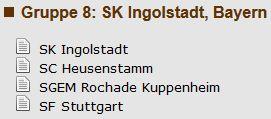 Deutsche Schach Pokal-Meisterschaft für Mannschaften