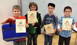 Rochade-Schüler finden Spaß am Turnierschach