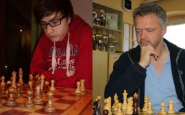 Jannik und Michael Lorenz stellen sich der A-Konkurrenz