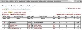 Rochade trifft im Viertelfinale auf Eppingen