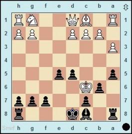 Schachspalten gehören zum guten Ton