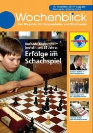 """""""Wochenblick"""" präsentiert Rochade auf dem Titel"""