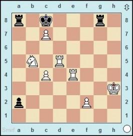 Weihnachten ist für Schachspieler wie Weihnachten