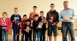 Held gewinnt U14-Wertung