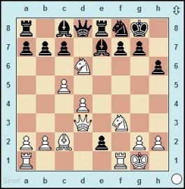 James Bond jagt Schachklötzchen