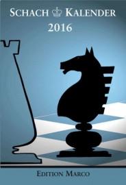 Tarrasch beschert drei Schachkalender 2016