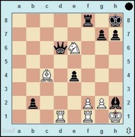 Carlsen wächst an Carlsen