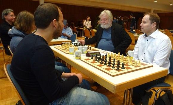 Hattrick mit den Chess Tigers