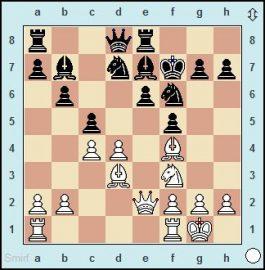 Radler spielt blind zwölf Partien