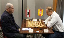 Niederlage gegen cleveren Kalinitschew