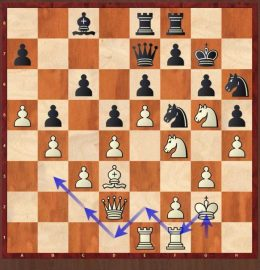 """Chessbase 14 begeistert sich für """"Metzchen"""""""