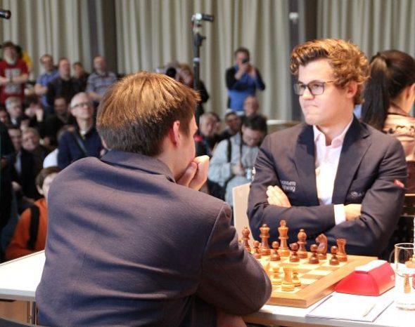 """""""Eine Ehre mit dem Magneten Carlsen"""""""