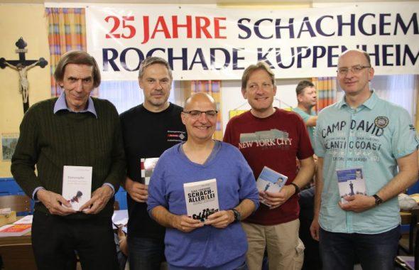 Kick, Wist und Schmidt die Topscorer