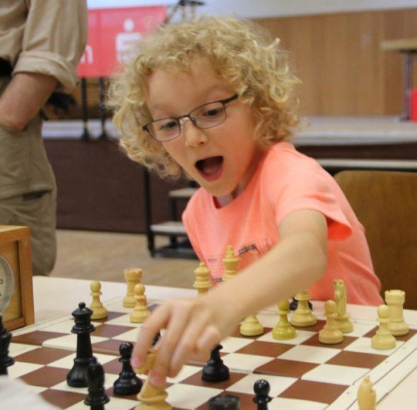 Triumph der Gernsbacher Schach-Talente