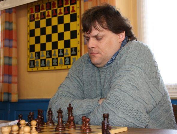 Tomislav Bodrozic gewinnt  Schnellschach-Stichkampf in Kuppenheim
