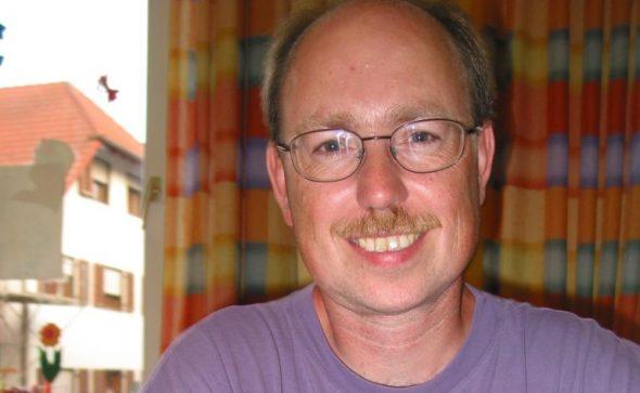 Michael Zunker wird 60