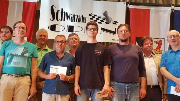 Jannik Lorenz gewinnt B-Open in Schwarzach