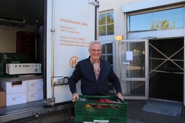 Josef Hartmann feiert heute 75. Geburtstag