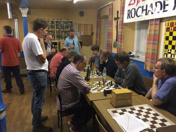 Scheuermann übernimmt die Führung