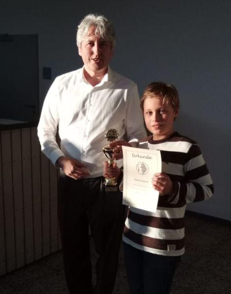 Gottwald mittelbadischer U14-Meister