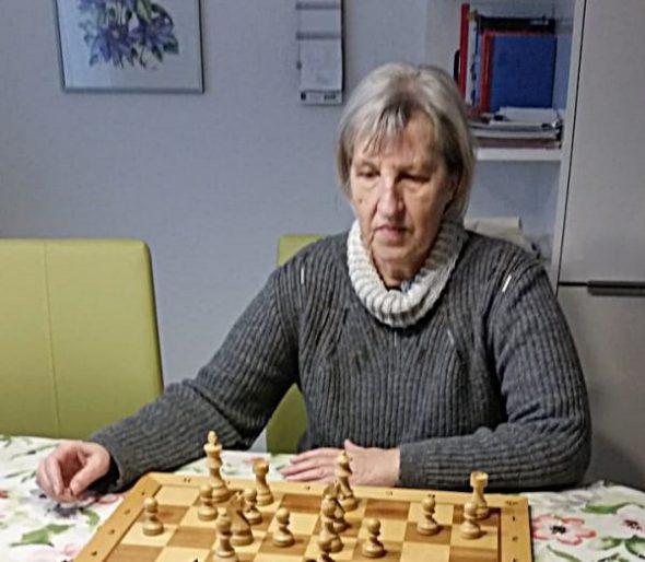 Turnierdebüt mit 70 Jahren