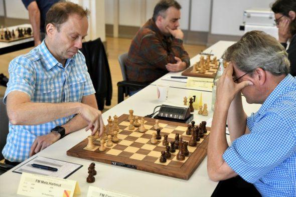 Metz nach vier Siegen in Front