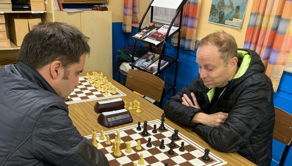 FIDE-Meister Metz gewinnt Blitzcup