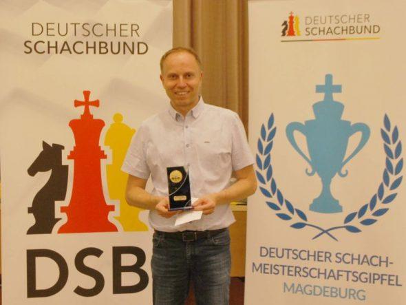 Metz verpasst deutschen Schnellschach-Titel