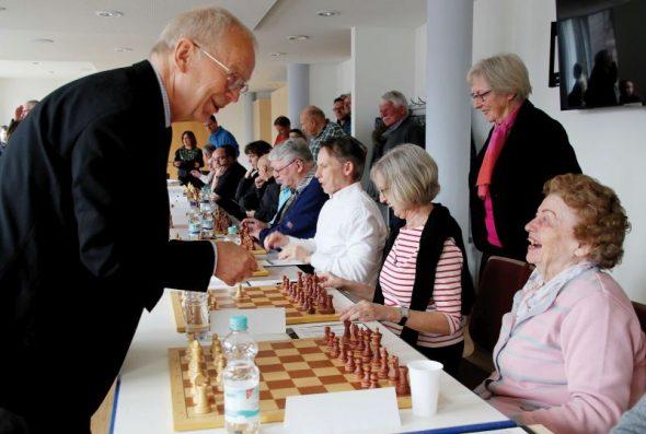 """""""Rochade hoffentlich nicht mehr länger Tabellenführer"""""""