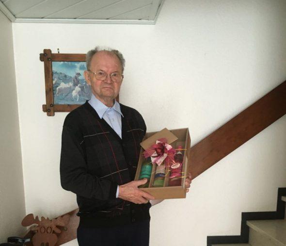 Rochade-Senior Hettich feiert 90. Geburtstag