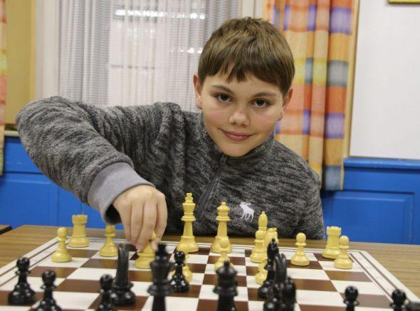 Goethe-Gymnasium erfolgreich bei badischer Schulschachmeisterschaft