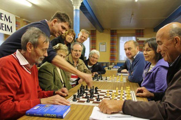 Gehirnjogging für Senioren ab Mittwoch